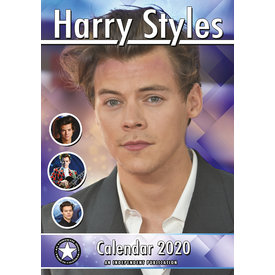 Dream International Harry Styles Kalender 2020