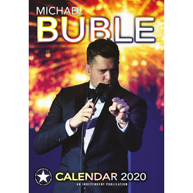 Dream International Michael Buble Kalender 2020
