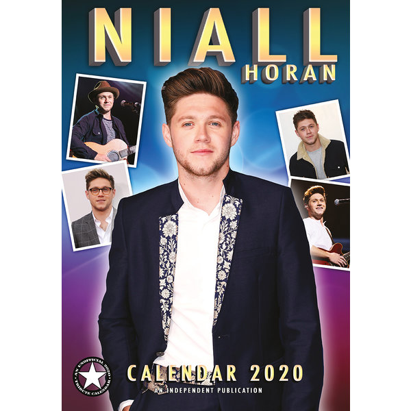 Dream International Niall Horan Kalender 2020
