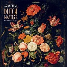 Flame Tree Nederlandse Meesters - Dutch Masters Kalender 2020