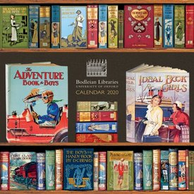 Flame Tree Book Covers Kalender 2020