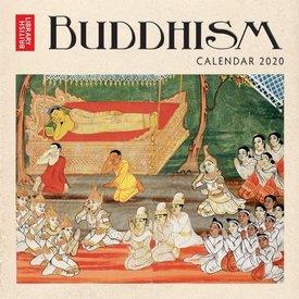 Flame Tree Boeddisme - Buddhism Kalender 2020