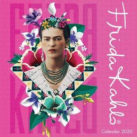 Flame Tree Frida Kahlo Kalender 2020