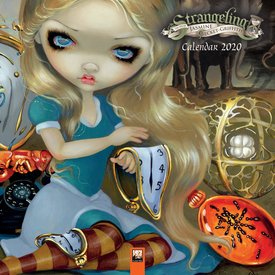 Flame Tree Jasmine Becket-Griffith Kalender 2020