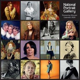 Flame Tree Pioneering Women Kalender 2020