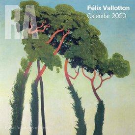 Flame Tree Félix Vallotton Kalender 2020