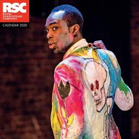 Flame Tree Royal Shakespeare Company - The Tragedies Kalender 2020