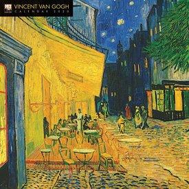 Flame Tree Vincent van Gogh Kalender 2020