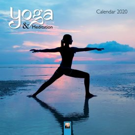 Flame Tree Yoga & Meditation Kalender 2020