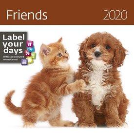 Helma Babytiere - Friends Kalender 2020