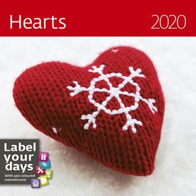 Helma Hartjes - Hearts Kalender 2020