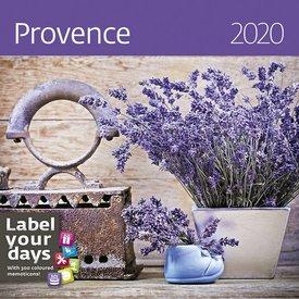 Helma Lavendel - Provence Kalender 2020