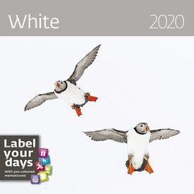 Helma Weiß - White Kalender 2020