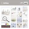 Weiß - White Kalender 2020