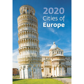 Helma Cities of Europe Kalender 2020