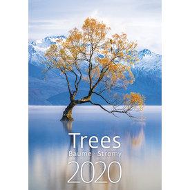 Helma Bäume - Trees Kalender 2020
