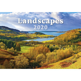Helma Landschaften - Landscapes Kalender 2020