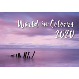 Helma World in Colours Kalender 2020