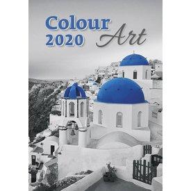 Helma Colour Art Kalender 2020