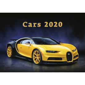 Helma Auto's - Cars Kalender 2020