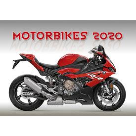 Helma Motorrad - Motorbikes Kalender 2020