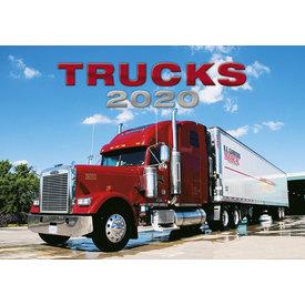 Helma Vrachtwagens - Trucks Kalender 2020