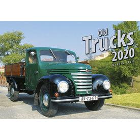 Helma Vrachtwagens - Old Trucks Kalender 2020