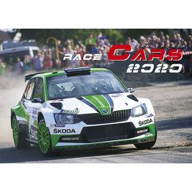 Helma Rally Auto's - Race Cars Kalender 2020