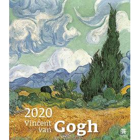 Helma Vincent van Gogh Kalender 2020