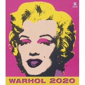 Helma Andy Warhol Kalender 2020