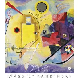 Helma Wassily Kandinsky Kalender 2020