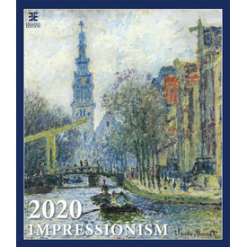 Helma Impressionisme Kalender 2020
