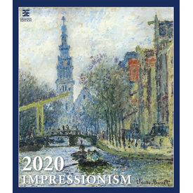 Helma Impressionismus Kalender 2020