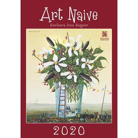 Helma Art Naive Kalender 2020