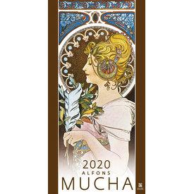 Helma Alfons Mucha Kalender 2020