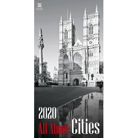 Helma All About Cities Kalender 2020