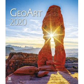 Helma Geo Art Kalender 2020