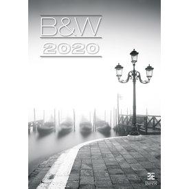 Helma Schwarz/Weiß - B&W Kalender 2020