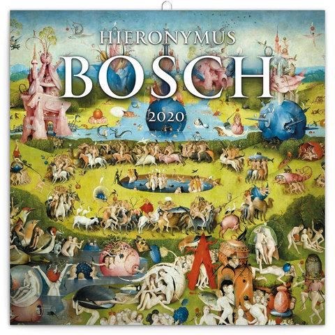 Hieronymus Bosch Kalender 2020