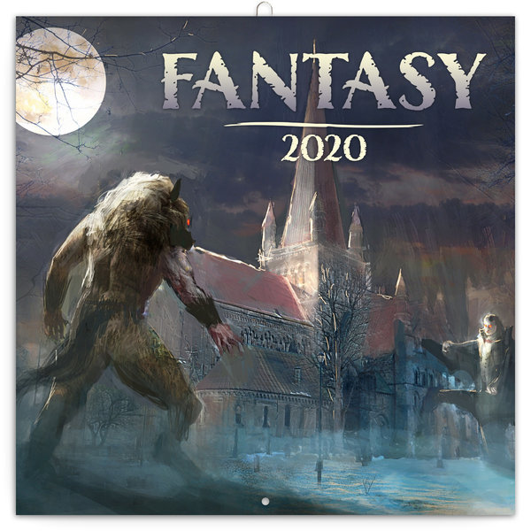 Presco Fantasy Kalender 2020