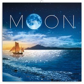 Presco Maan - Moon Kalender 2020