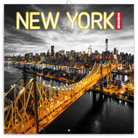Presco New York Kalender 2020