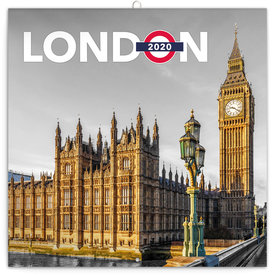 Presco Londen - London Kalender 2020