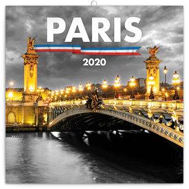 Presco Paris Kalender 2020