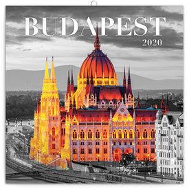 Presco Budapest Kalender 2020