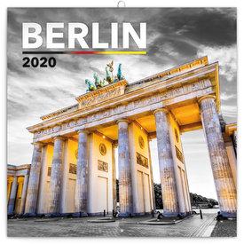 Presco Berlijn - Berlin Kalender 2020