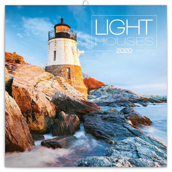 Presco Vuurtorens - Lighthouses Kalender 2020