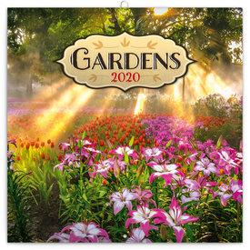 Presco Tuinen - Gardens Kalender 2020