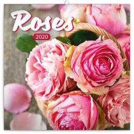 Presco Rose Parfümierte Kalender 2020