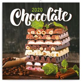 Presco Schokolade Duftend Kalender 2020